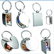 Photo Frame Keychains Photo Frame Keyrings Photo Frame Keyholders