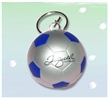 PU Stress Football Keychain