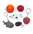 Stress Ball Keychain