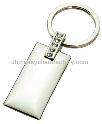 JEWELRY KEYCHAIN-RECTANGLE