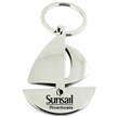 SAILBOAT KEYCHAIN