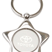 STAR SHAPE QUALITY KEYCHAIN