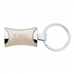 TONE CURVED KEY RING