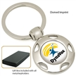 TURBO KEYHOLDER w,DOMED IMPRINT