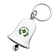 METAL BELL KEY CHAIN WITH JINGLING BELL