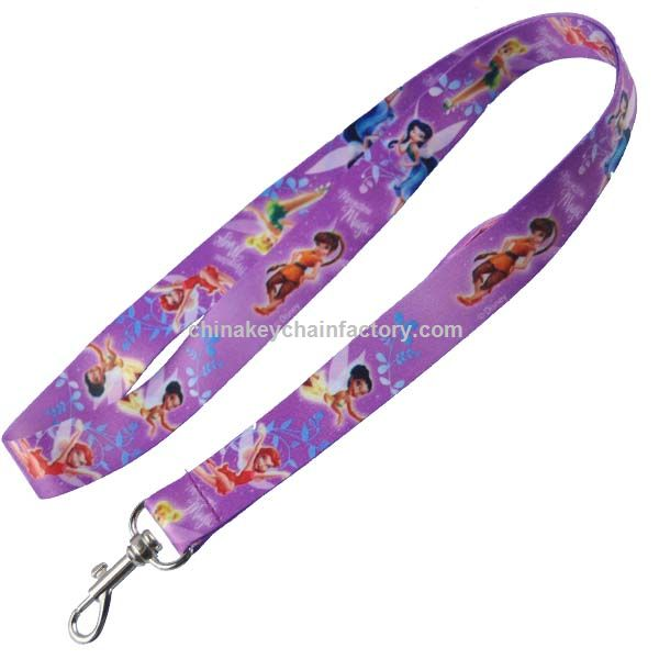 Disney Fairies Lanyard
