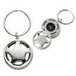 METAL SPINNER UHR KEY CHAIN