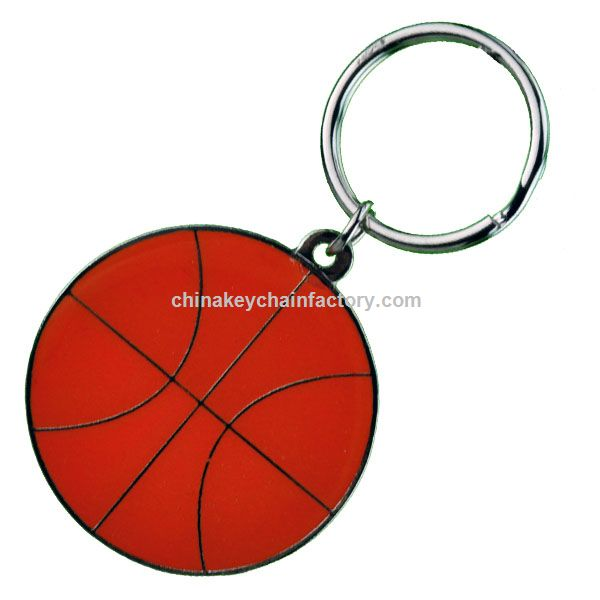 Flat Basketbal Metal Epoxy