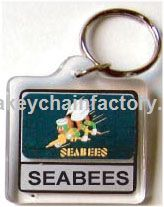 Acryl Armed Forces Navy Keychain Seabees