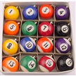 Billiard Ball Key Chain Box of