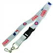 Chicago Cubs Logo Lanyard Keychain