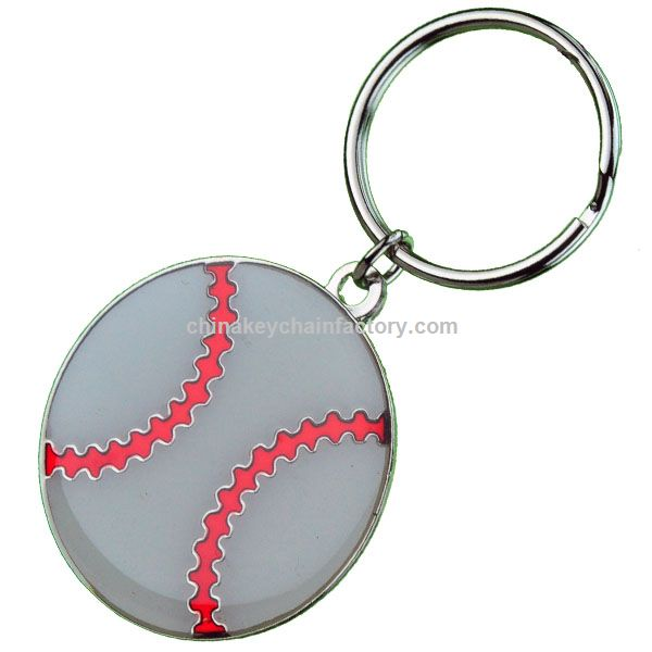 Flat Baseball Metal Epoxy