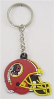 Washington Redskins NFL Helm Keychain