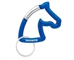 Horse Head Carabiner Keyrings