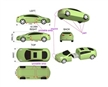 Sports Car Shaped USB Flash Drive - 1Gb 2GB 4GB 8GB 16GB 32GB