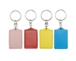 Bonded Leather Keyrings