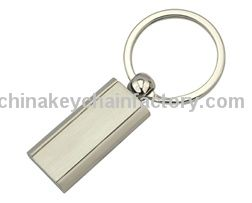 Deco Key Ring