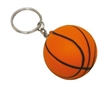 Basketball Keyring Stress Shapes