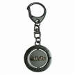 Engraved Logo Metal Keychain, 3.5mm Thickness