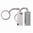 Metal,Keychain,Mini USB 2.0 Flash Drives with Waterproof Feature